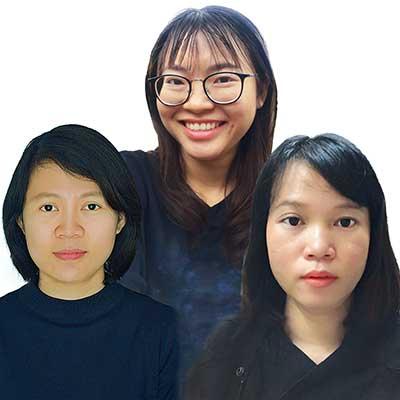 Tuyền, Sang & Ruby